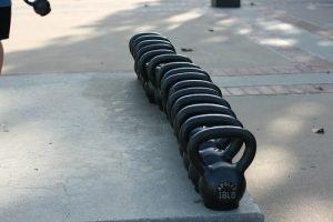 Entrenamiento físico con KettleBells para Artes Marciales 3