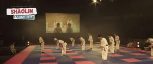 DEMO HAPKIDO JJK NUIT DU SHAOLIN 2015 YouTube