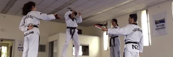 gente impresionante artes marciales