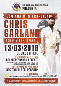 chris garland hapkido