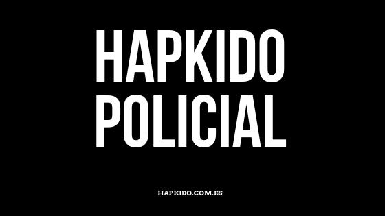 Hapkido Policial