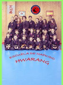 Escuela de Hapkido HWARANG 1