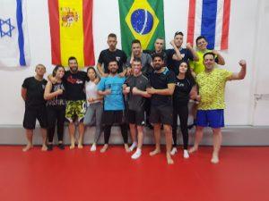 Ronin escuela de artes marciales, defensa personal y deportes de contacto. 58