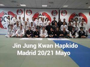 Hapkido JinJung Kwan Móstoles 32