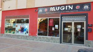 Escuela de Artes marciales mugin 1