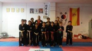 Escuela Hanminjok Hapkido Mugin-Lucha Coreana 1