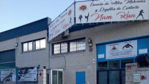 Escuela De Artes Marciales NAM KUN 14