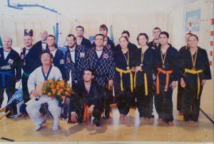 Taekwondo y Hapkido en vila real Gimnasio Chang Mu 1