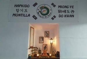 Asociación deportivo cultural montillana de HAPKIDO 1